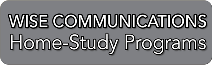 Wise Communications Home Study Courses